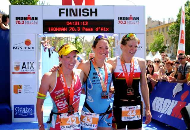 Bevestiging, ziekte en twee straffe debuten: 70.3 Ironman Aix-en-Provence