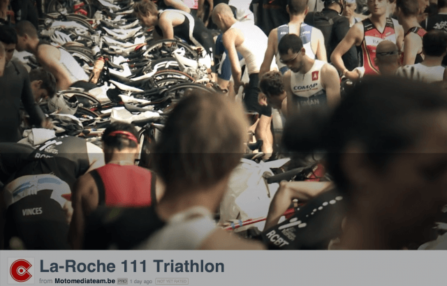 La Roche 111 Triathlon on Vimeo