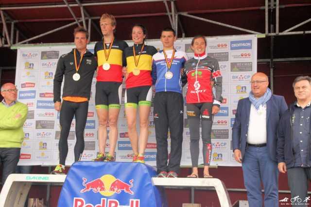 podium BK