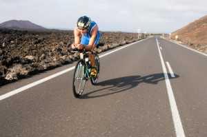 Bert Jammaer woonde verschillende jaren op Lanzarote om zich daar volledig op de triatlon te concentreren