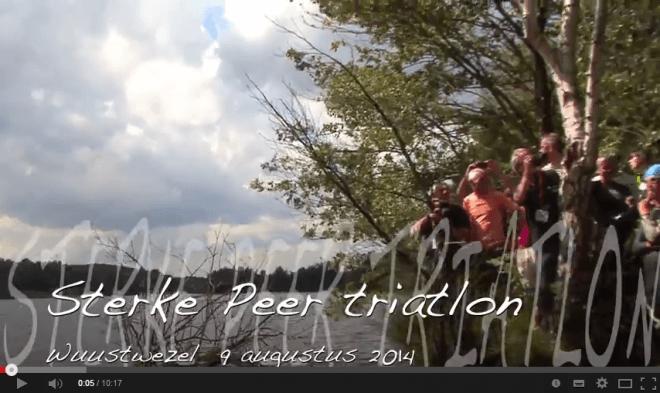 Video: Alexis Krug en Evelyne Bosch winnen Sterke Peer