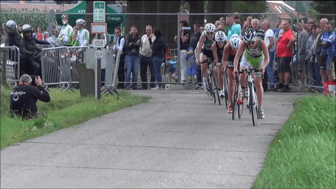 Video: BK Sprint Dames Wuustwezel