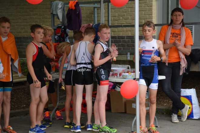 Veel youngsters op VK Zwemloop Bilzen