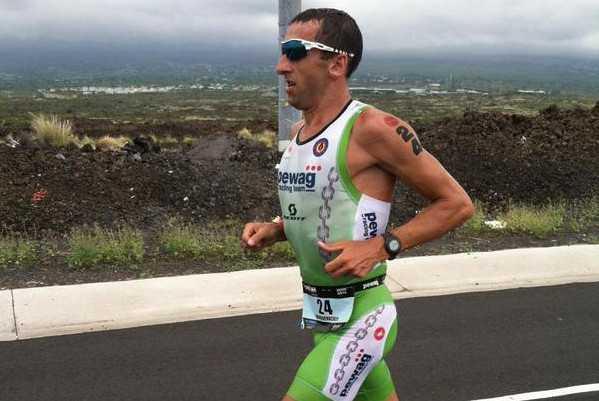 Bink wandelt zijn laatste Ironman Hawaii uit
