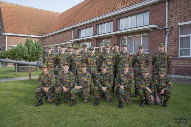 Marten Van Riel defensie groep