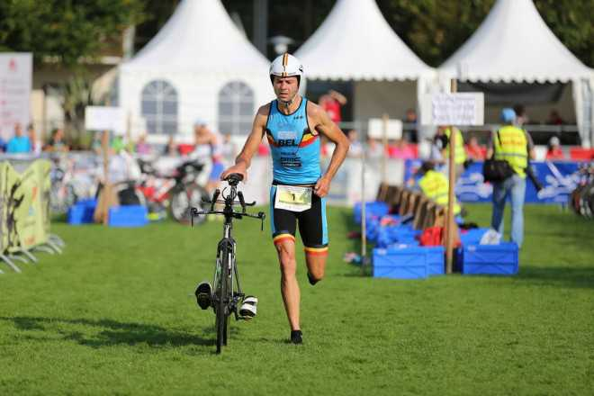 Woestenborghs in duatlonpanel op Triathlon World