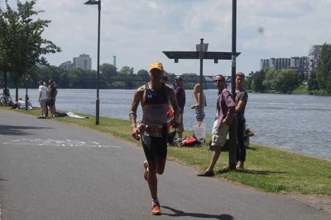 Hannes Cool lopen