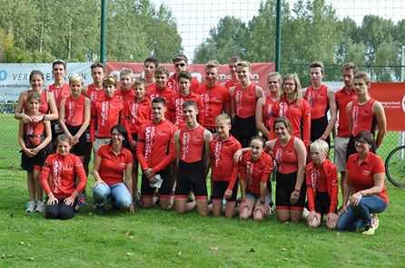 McCann Tri Team Jeugd Brugge