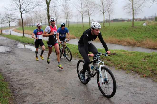 Alexis Krug RunBike Watervliet 2015