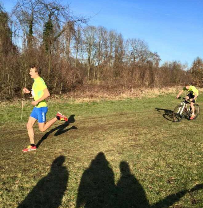 Lastminute duo pakt nationale titel op Run & Bike