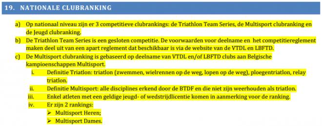 Vtdl Sportreglementen 2015 Multisports