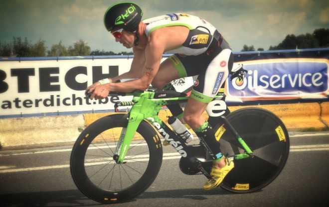 Frederik Van Lierde Ironman ambassadeur
