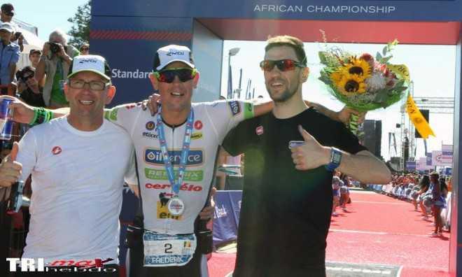 Frederik Van Lierde wint IM Zuid-Afrika