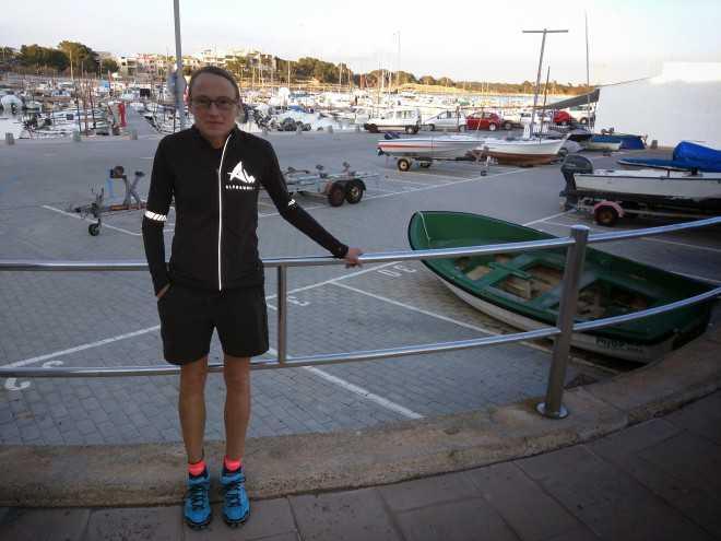 Mallorca stage Caroline jachthaven
