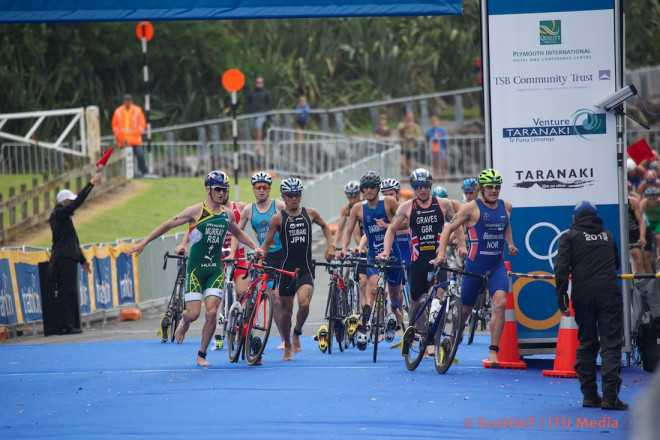 ITU Elite Men New Plymouth 22.03.2015 #NewPlymouthWC