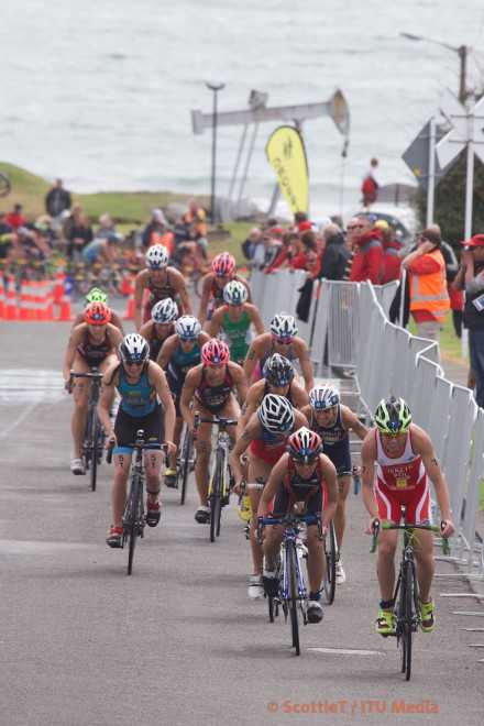 ITU Elite Women New Plymouth 22.03.2015 #NewPlymouthWC