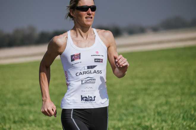 Tine Deckers run 1 - credit Bert Stephani