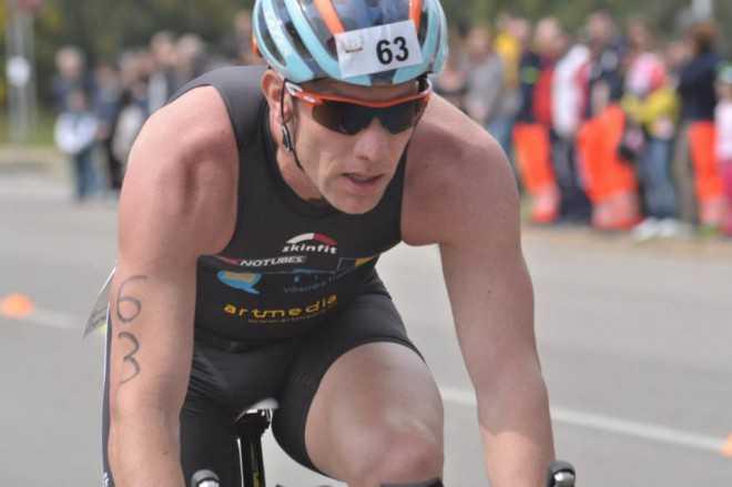 Jim Thijs Villacidro bike