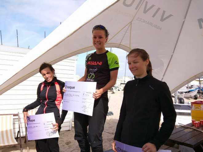 Jip Veelenturf iduathlon