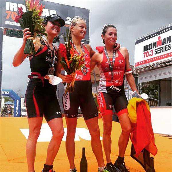 Uplace BMC podium Brasilia
