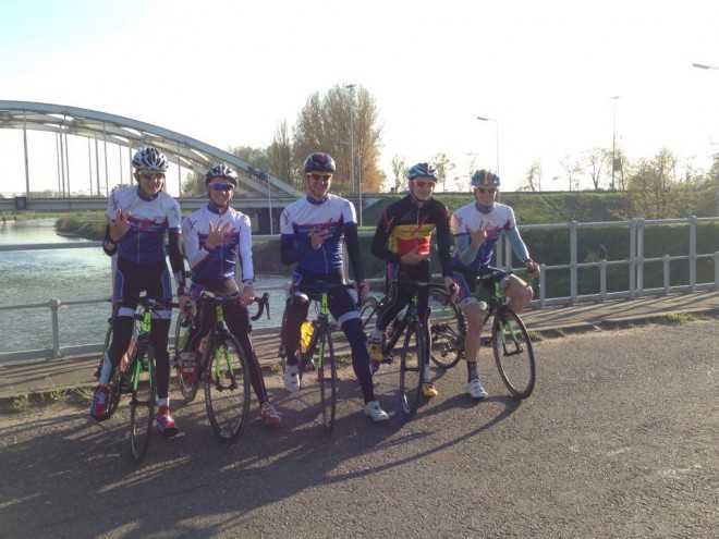 Zamaro Triper4mance team
