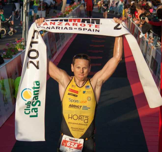 TBT: 6 jaar geleden moesten heel wat Belgische triatleten langer op Lanzarote blijven