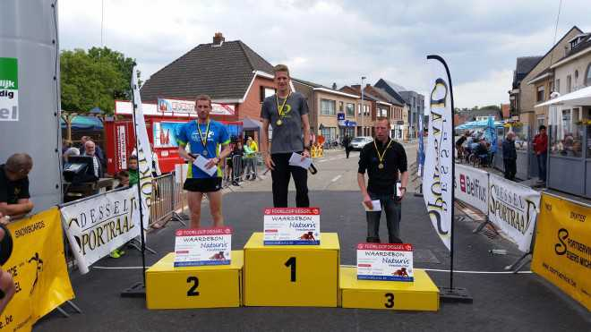 Podium Foorloop Dessel