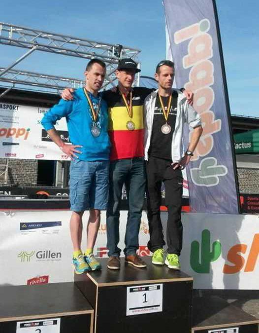 Odeyn en Geldhof kampioenen op verplaatsing