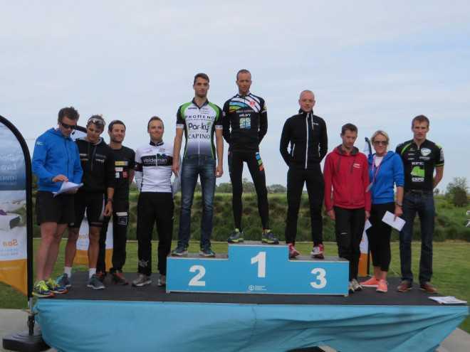podium Koksijde 2015 Koen Veramme
