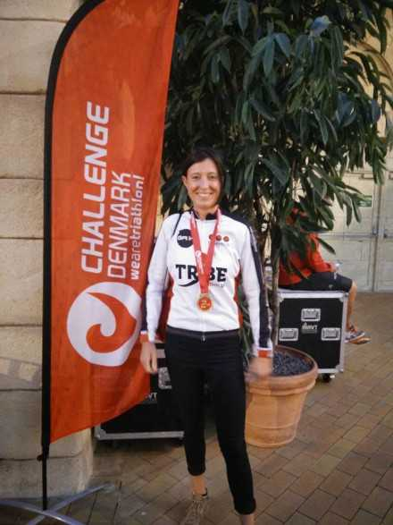 Challenge DK Tribe medaille