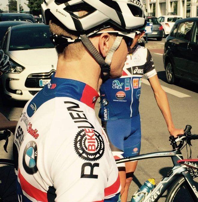 Christophe De Keyser weer op niveau in Duinkerken