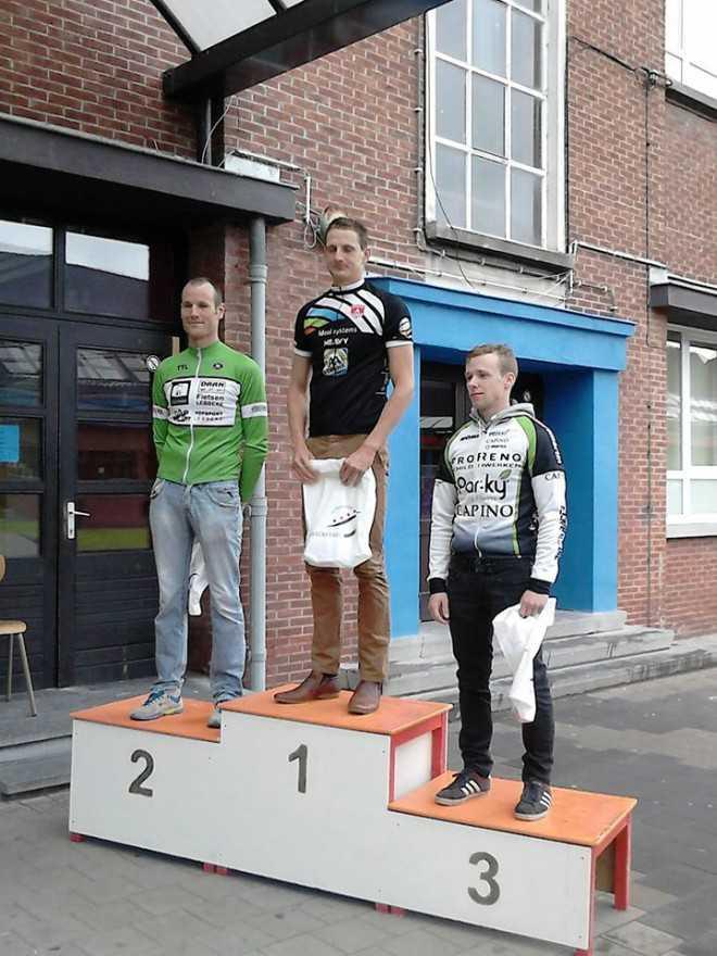 Dendermonde podium Buyl Duym Ameye