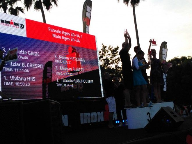PJ Penne wint medaille, maar verliest fiets in Nice