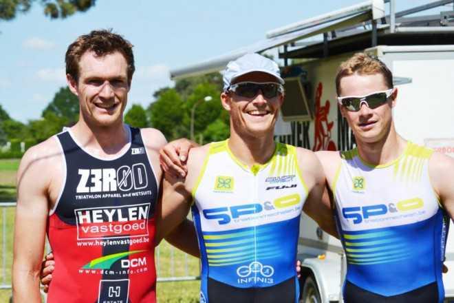 Kevin Van Oevelen wint in Meer