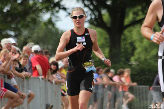 Sara Van de Vel finish Retie