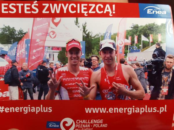 Bart Aernouts wint Challenge Poznan