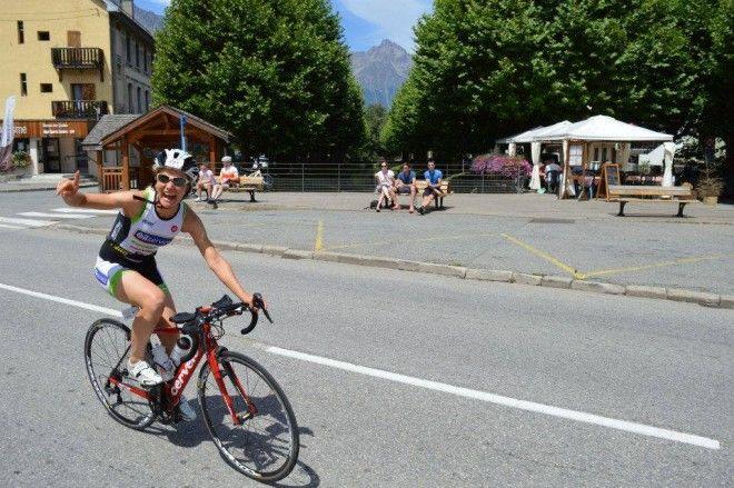 Femke Reynaert Alpe d Huez