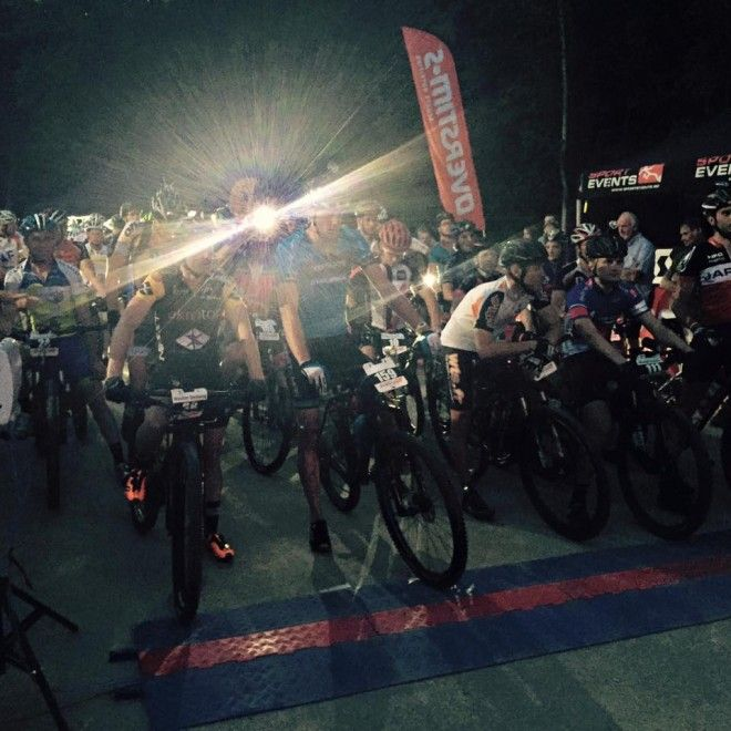 HouffaChallenge Night Trail