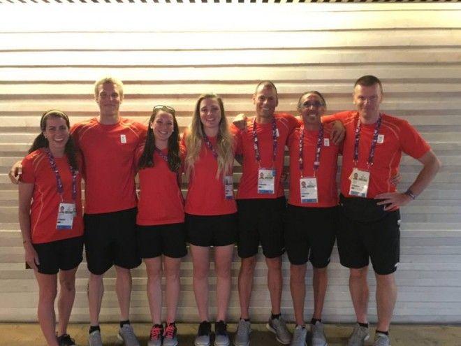Jul Clonen en Belgen Baku 2015