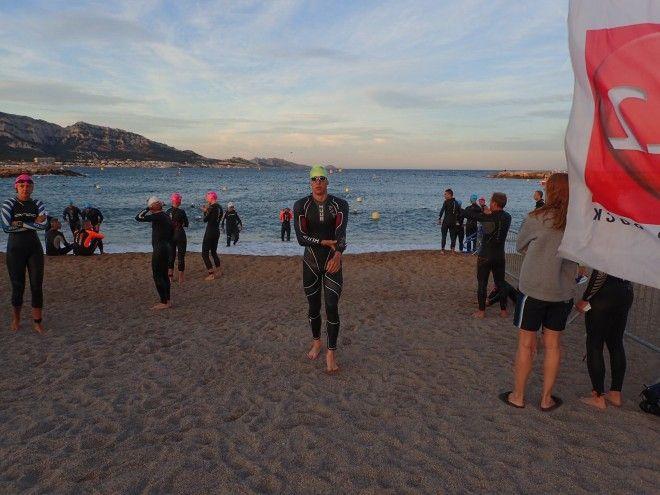 Kjel De Hertog zwemmen 5150 Marseille