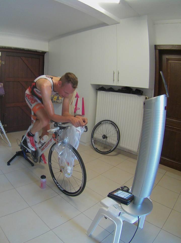 Michael Van Cleven wind maken