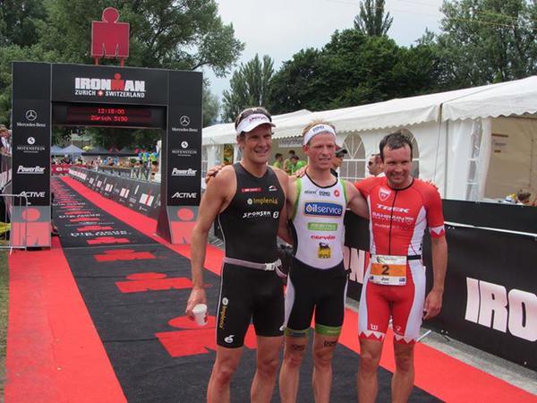 Pieter Heemeryck 5150 Zurich winst