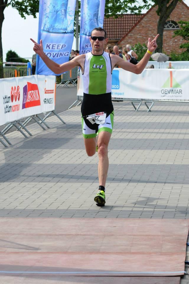 Pieter Rijnders wint Kortrijk