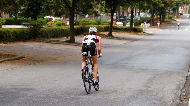 Liefde is… samen de triatlon van Rijkevorsel winnen