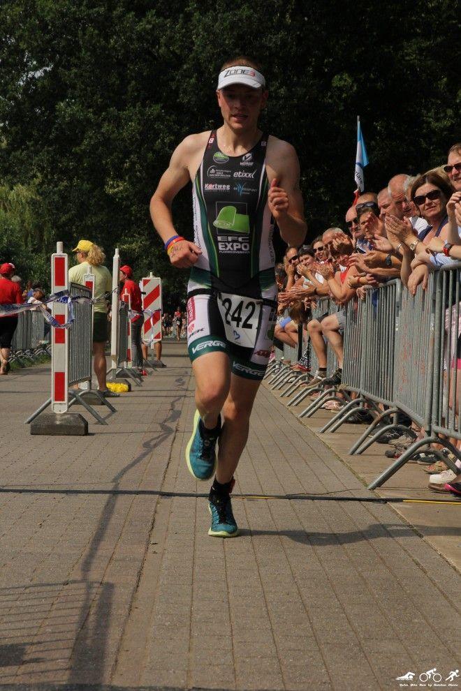 Eduard Verstraete Berlare 2015 loopt