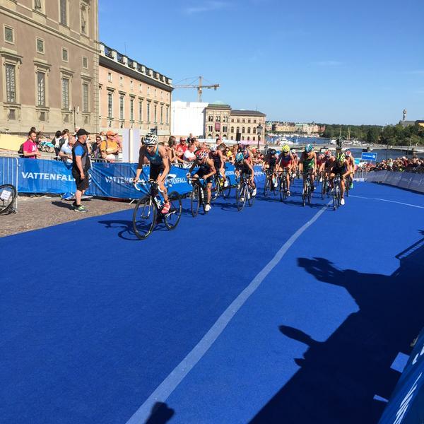 Katrien Verstuyft chase pack Stockholm