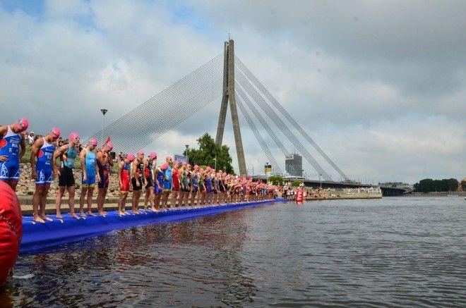 Simon De Cuyper Riga start