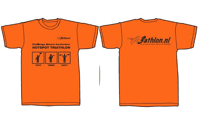 """Doe de """"Hotspot Triathlon"""" in Almere met 3athlon.be"""