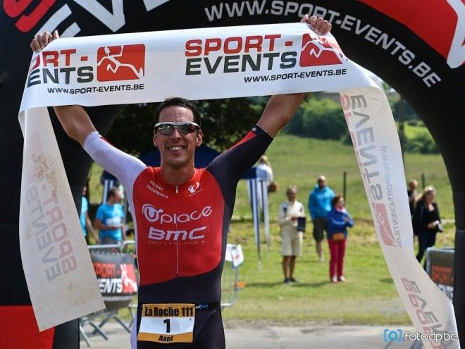 La Roche triatlon wordt offroad, in Trinatura circuit