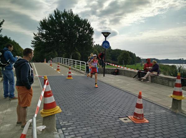 Belgische kampioene bevestigt op halve Almere